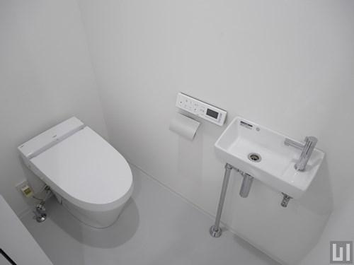 1LDK 42.66㎡タイプ - トイレ