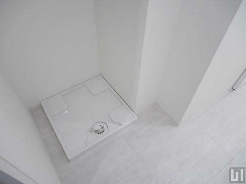 1LDK 42.66㎡タイプ - 洗濯機置き場