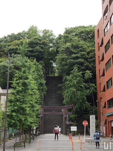 愛宕神社 - 出世の石段