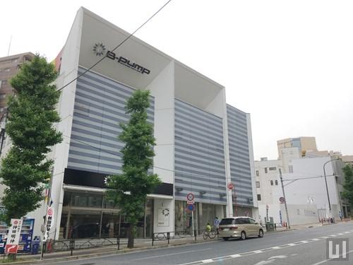 クライミングジム B-PUMP 秋葉原店