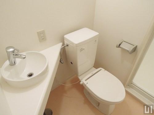 Jタイプ - 洗面台・トイレ