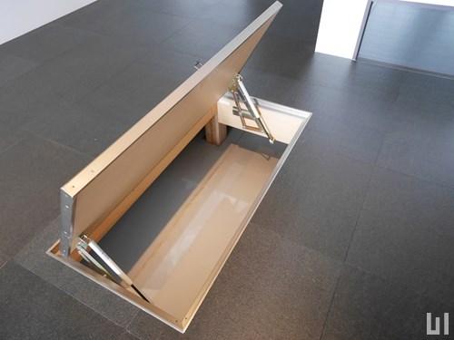 Bタイプ - 床下収納