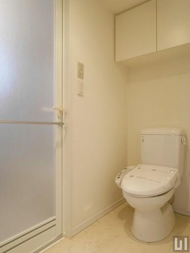 1R 25.40㎡タイプ - トイレ