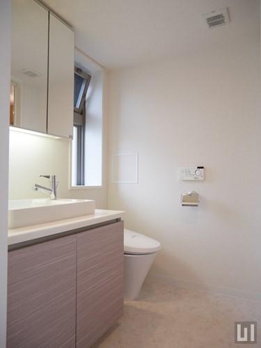 A4タイプ - 洗面室