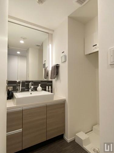 Gタイプモデルルーム - 洗面室