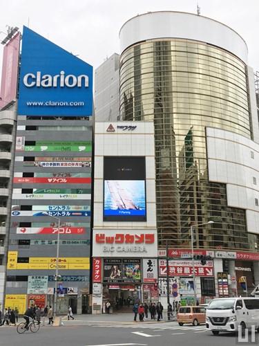 ビックカメラ 渋谷東口店本館