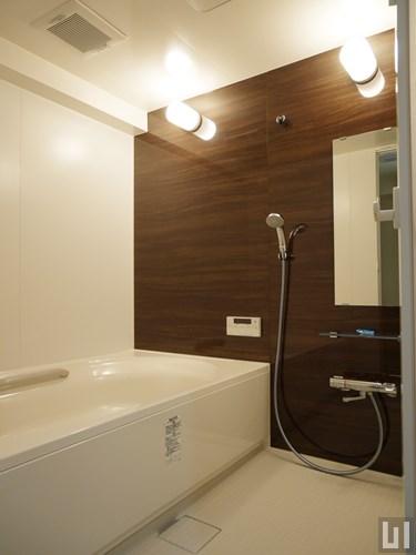 1LDK 54.66㎡タイプ - バスルーム