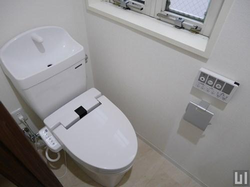 1LDK 54.66㎡タイプ - トイレ