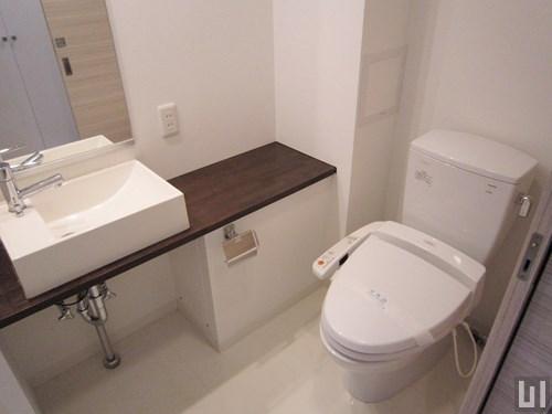 B2タイプ -洗面台・トイレ