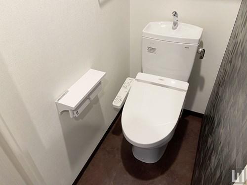 1LDK 41.99㎡タイプ - トイレ