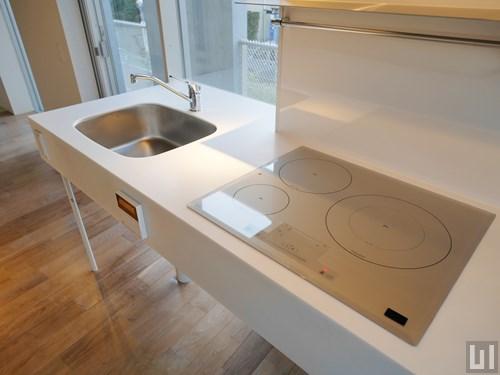 1LDK 53.06㎡タイプ - キッチン