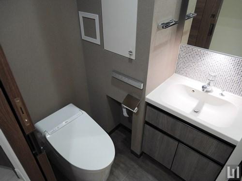 Aタイプ - 洗面室・トイレ