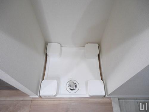 Bタイプ - 室内洗濯機置き場