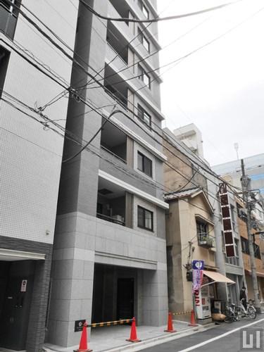 BPRレジデンス神田 - マンション外観