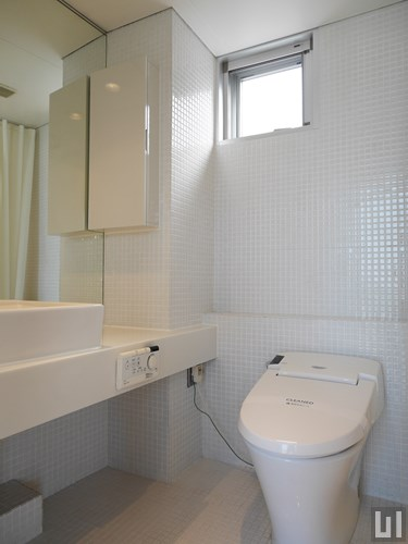 G'タイプ - 洗面室