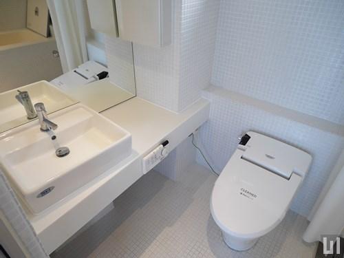 G'タイプ - 洗面台・トイレ