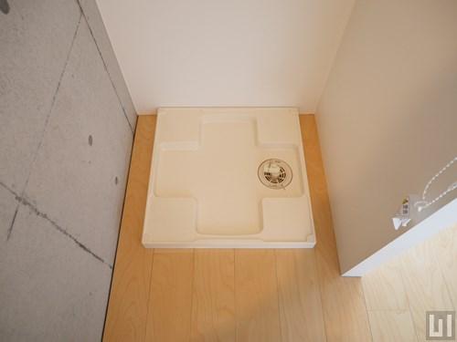 G'タイプ - 洗濯機置き場