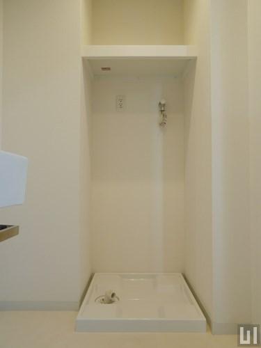 1R 25.32㎡タイプ - 洗濯機置き場