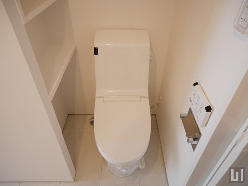 A'タイプ - トイレ