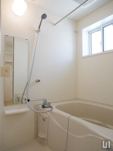 1R+ロフト 22.06㎡タイプ - バスルーム