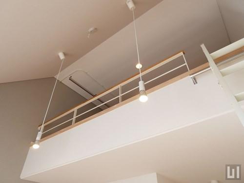 1R+ロフト 22.06㎡タイプ - 洋室・天井