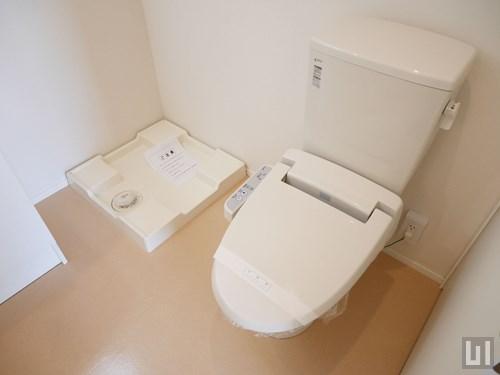 1R+ロフト 22.06㎡タイプ - トイレ