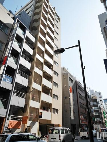 カスタリア銀座 - マンション外観
