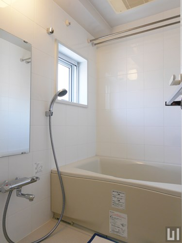 Qタイプ - バスルーム