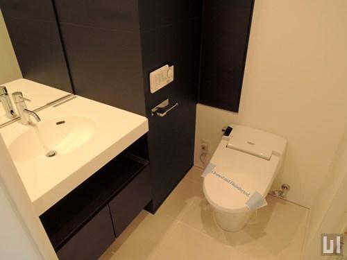 Oタイプ - 洗面台・トイレ