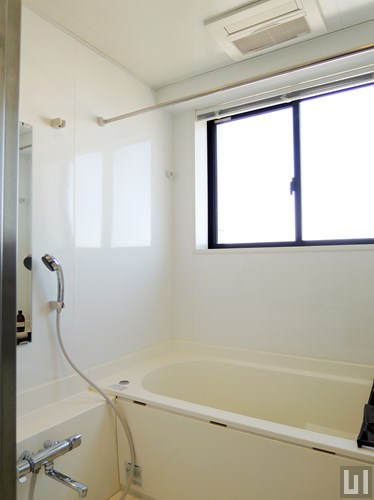 Qタイプ 2LDK - バスルーム