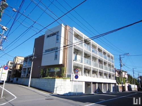 カスタリア尾山台 - マンション外観