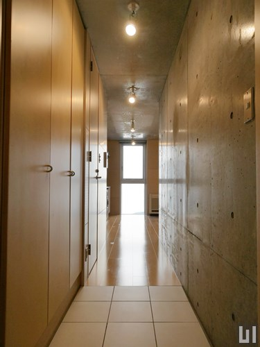 1LDK 49.93㎡タイプ - 玄関