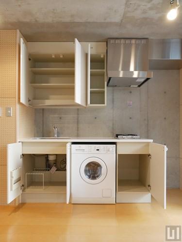 1LDK 49.93㎡タイプ - キッチン・収納