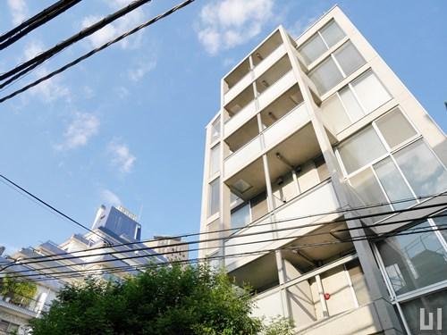 カスタリア渋谷櫻丘 - マンション外観
