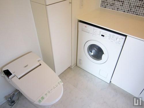 A8タイプ - 洗濯機・トイレ