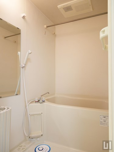 1DK 35.77㎡タイプ - バスルーム