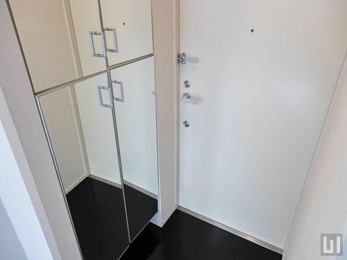 1DK 35.77㎡タイプ - 玄関