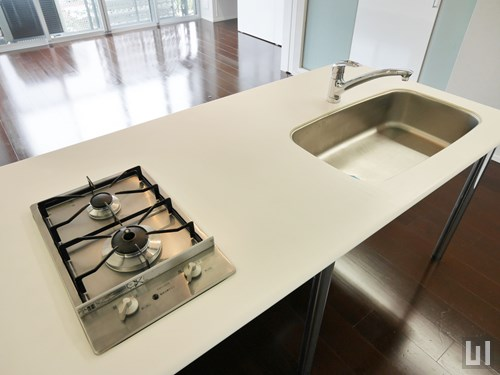 1DK 35.77㎡タイプ - キッチン