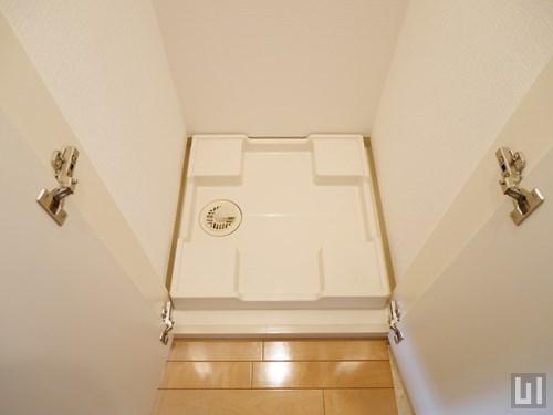 Gタイプ - 室内洗濯機置き場