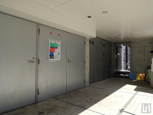 建物内専用ゴミ置き場