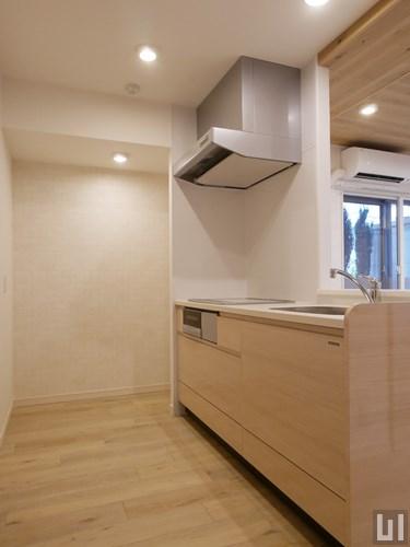 北欧スタイル・01号室 - キッチン