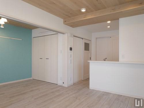 地中海スタイル・01号室 - リビング・洋室