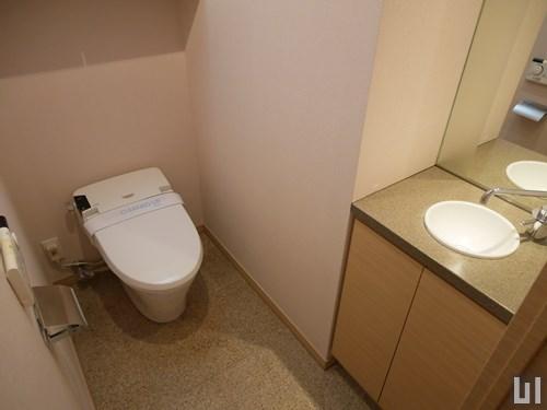 Bタイプ - トイレ