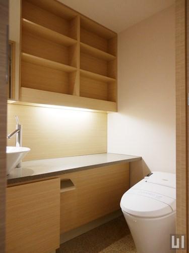 D-aタイプ - 洗面室