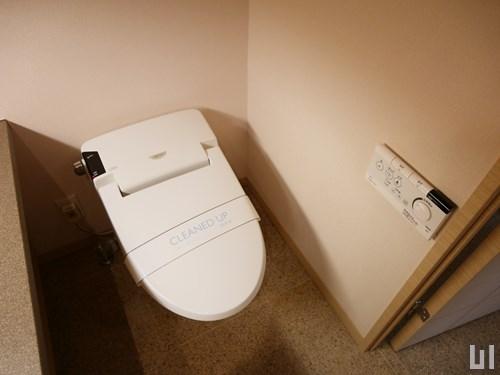 D-aタイプ - トイレ