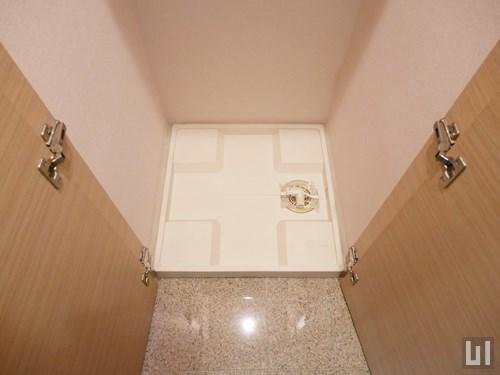 D-aタイプ - 室内洗濯機置き場