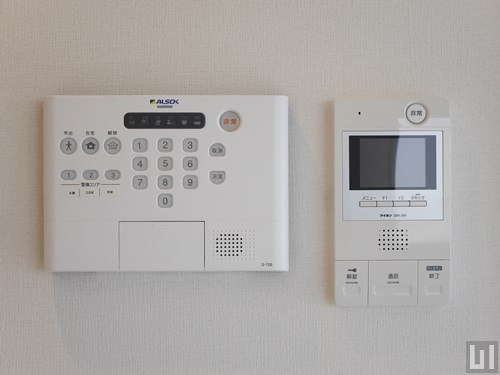 Bタイプ - ホームセキュリティ・インターホン