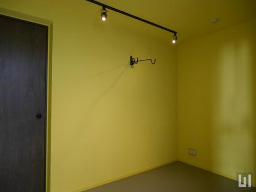 202号室 - 玄関ホール
