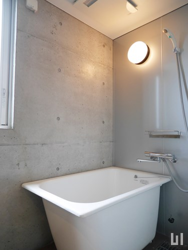 1DK 34.76㎡タイプ - バスルーム
