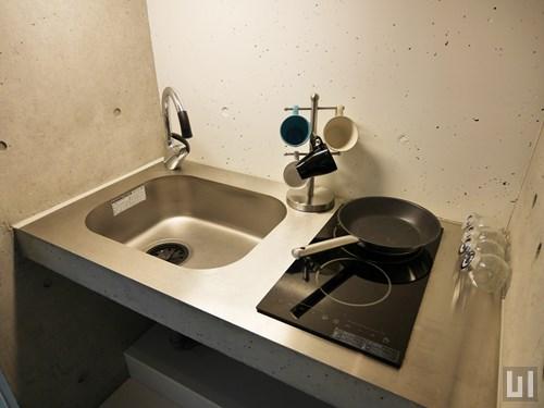 1DK 34.76㎡タイプ - キッチン